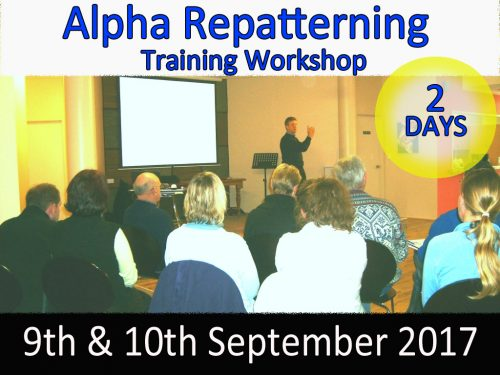 Alpha RePatterning was developed by Russell Cunningham at The Australian Institute Of Self Development over 13 years and more than 15,700 client hours combining NLP, EFT, Heart Radiance, Time Line Therapy,® Resonant tuning and Regression Progression Hypnotherapy.