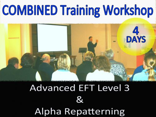 Combined Training for Advanced EFT Level 3 and Alpha Repatterning